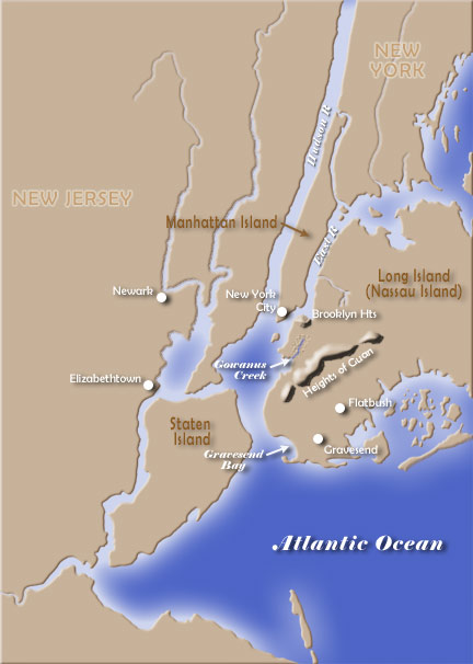Battle of Long Island on
