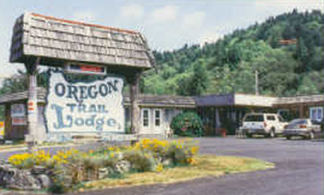 Oregon Trail Lodge Gold Beach, Oregon (Hotels and Motels) image